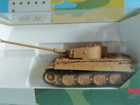 Herpa minitanks Roco 1:87 746427  Kampfpanzer Tiger Ausführung E mit 88 mm Kwk
