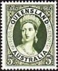 1960 Centenary of First Queensland Postage Stamp