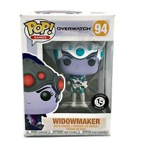 Funko Pop! Games Overwatch Widowmaker #94 Lootcrate Exclusive Vinyl Figure NIB