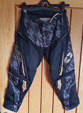 Rogue serie Pantalones Para Niños Negro Motocross Quad ATV Moto