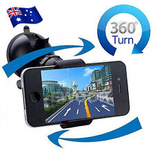 Universal Mobile Phone Car Holder GPS Windscreen Dashboard Mount Cradle Stand