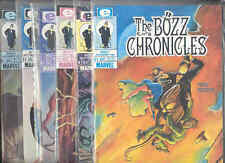 Bozz Chronicles Marvel Epic Comic Books 1-6 Michelinie Blevins Victorian Fantasy