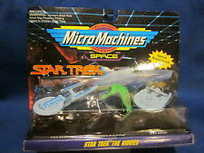 Star Trek Micro Machines Space The Movies Galoob