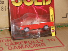 Johnny Lightning FOREVER  69' Chevy  Impala SS Convertible   orange