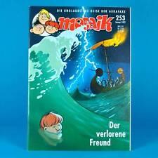 Mosaico Abrafaxe 253 | gennaio 1997 | DDR DA COLLEZIONE c1 | il perduto amico