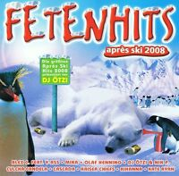 Fetenhits - Aprés Ski 2008 - 2 CD NEU Ein Stern DJ Ötzi Lasso Mix - Olaf Henning