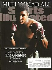 "SI SPORTS ILLUSTRATED Muhammed Ali October 5, 2015 ""Legacy of the Greatest"""