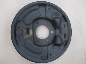 DANA 35 Rear Brake Drum Backing Plate RH PASSENGERS 1986-1989 Jeep Cherokee