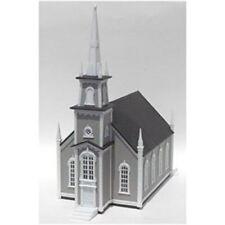 Atlas Ho 19th Century American Church Kit New Free Shipping