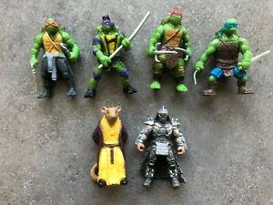 Teenage Mutant Ninja Turtles Figuren Actionfiguren TMNT Action Figur