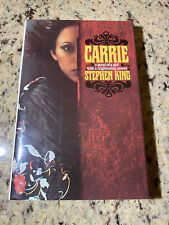 Carrie by Stephen King    First Edition    1974
