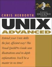 Unix Advanced : Visual QuickPro Guide