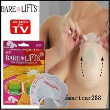 50 Packs Bare Lifts Instant Breast Lift Support Invisible Bra Adhesive Tape