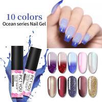 PICT YOU 5ml UV Gel Sequins Soak Off UV Gel Nail Polish Ocean Series Nail Art