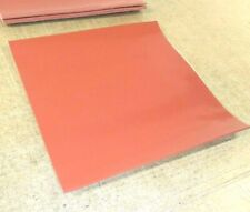 Silicone Rubber Sheet US Hi-Temp Red 1/16''Thk x 12