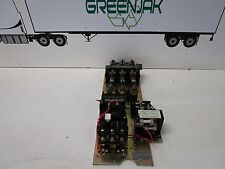 ALLEN-BRADLEY 512-AAB-1-6P-24R SER D SIZE 1 COMBINATION MOTOR CONTROLLER - USED