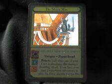 7th Sea promo-The Shield Man- CCG Foil