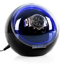 Uhrenbeweger Watch Winder Uhrenbox 1 Uhr Uhrenbox Kasten Display Vitrine LED