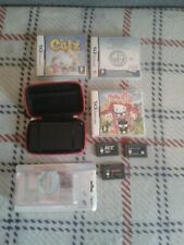 Lot Nintendo DS + jeux (games)