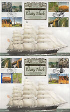 BLCS302 BENHAM FIRST DAY COVERS FDC 2005 WORLD HERITAGE SITES AUSTRALIA JOINT
