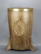 Antique French Umbrella Cane Stand Brittany