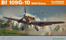 Eduard 1/48 Model Kit 82161 Messerschmitt Bf-109G-10 WNF/Diana Profipack