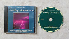 "CD AUDIO MUSIQUE / THE SOUNDS OF NATURE DAZZLING THUNDERTORM"" CD COMPILATION 6T"