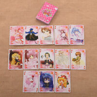 Collectible Playing Card/Poker Anime Shugo Chara Series Figure Pattern Cards