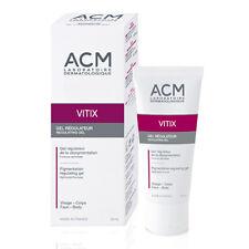 ACM LABORATOIRE VITIX GEL REPIGMENTATION VITILIGO SKIN 50ML Vitiliginous skin