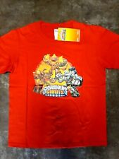 ABYstyle Official Skylanders Giants T-Shirt Youth Size 5/6 YEARS (NEW)