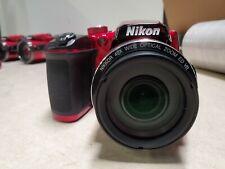 Nikon COOLPIX B500 16.0MP Digital Camera - Red -  Working - Camera only! B+