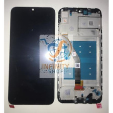 TOUCH SCREEN VETRO DISPLAY LCD + FRAME Huawei Y6 2019 Honor 8A MRD-LX1 LX2 NERO