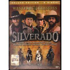 Silverado Deluxe and DVD Scott Glenn / Kevin Costner / Brian Dennehy Sealed