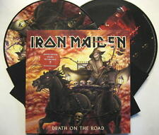 "IRON MAIDEN ""Death on the road"" - 2 LP PICTURE DISC-Foc"