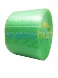 """3/16"""" SH Bubble Cushioning Wrap Padding Roll Recycled 175' x 24"""" Wide 175FT"""