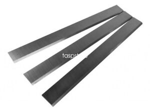 15-inch HSS Planer Blades for Grizzly G0453 & G0453P Models - Set of 3