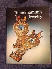 TUTANKHAMUN'S JEWELRY    I.E.S. EDWARDS
