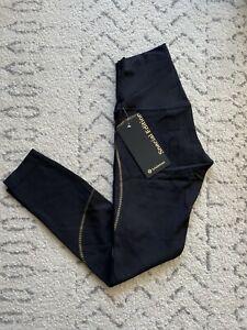 "Lululemon Align High-Rise Pant 25"" *Gold - Black  / Size 4"