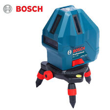 [Brand New] BOSCH GLL 5-50X Professional Self Level Cross Line Laser Tool