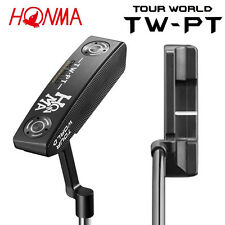 HONMA GOLF JAPAN TOUR WORLD TW-PT L-SHAPE PUTTER  34 inch 2018 MODEL