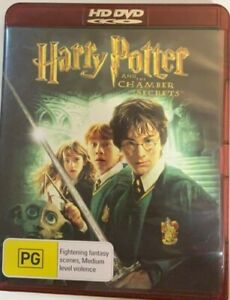Harry Potter and the Chamber of Secrets, HD DVD, PG, Free Postage