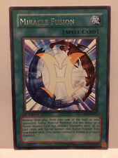 1x Yu-Gi-Oh! Miracle Fusion Card - CRV-EN039 - 1st Edition - Excellent Condition