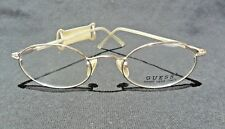 Guess GU555 Eyeglasses Frames SS/Cry Viva Silver NEW!