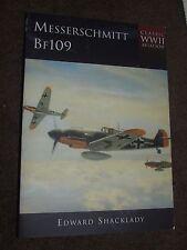 Messerschmitt BF109 by Edward Shacklady (Paperback, 2000) BOOK