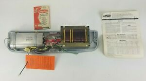 Dayton H.I.D. Floodlight Power Door Model 2V508