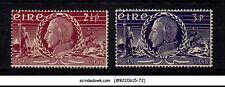 IRELAND - 1948 SCOTT#135-136 - 2V - MINT HINGED