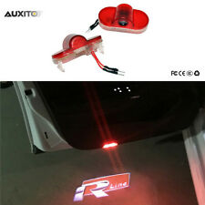 Led Door Cree Light Projector RED R LINE HD For VW GOLF MK4 BEETLE BORA TOURAN