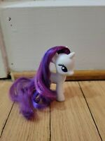 "My Little Pony Friendship is Magic 3"" Figure - Rarity - RARE"