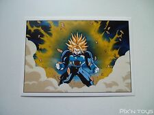 Autocollant Stickers Dragon Ball Z Part 6 N°40 / Panini 2008