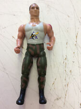 1986 Coleco Rambo SGT Havoc Action Figure Only! See Pics!